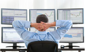 Who is forex trader